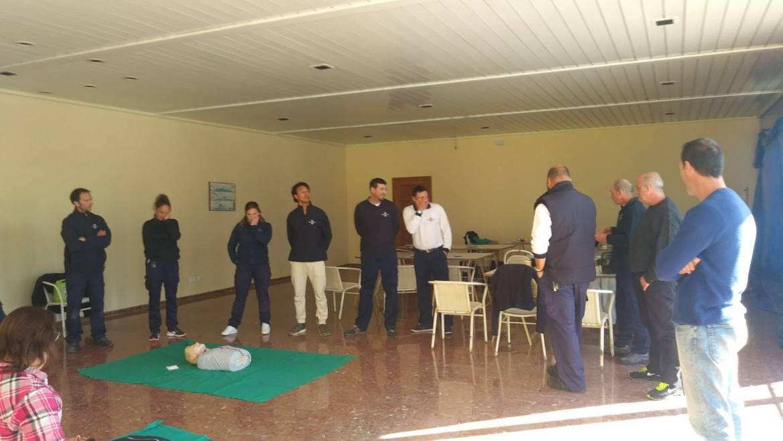 Puerto de La Duquesa becomes a protected cardio space