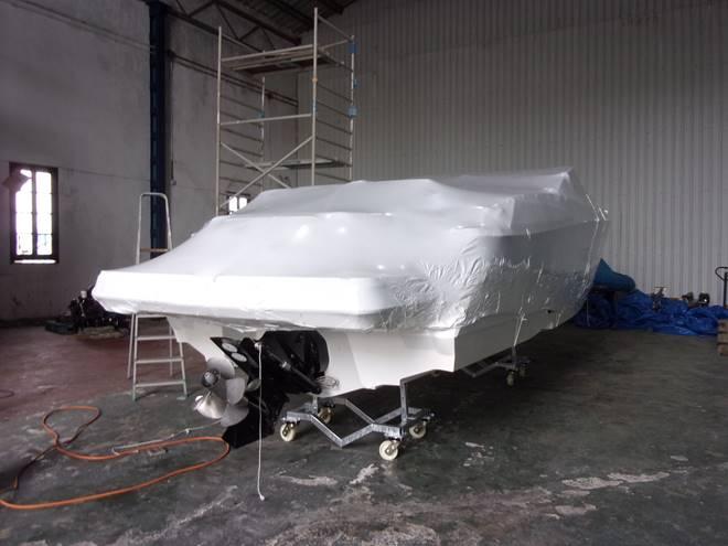 El puerto de La Duquesa ofrece un nuevo servicio de termosellado para invernar las embarcaciones