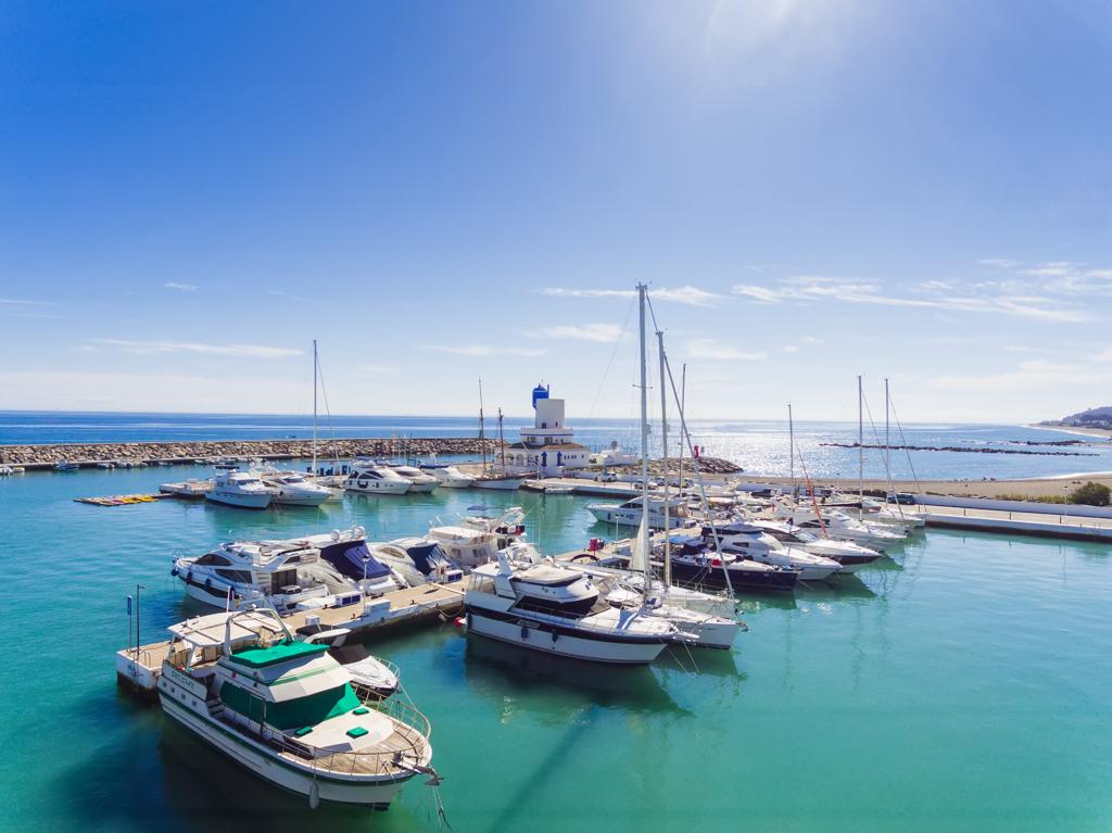 Los puertos deportivos de Marinas del Mediterráneo se preparan para la desescalada