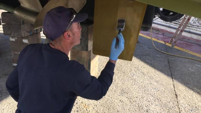 Nueva formación para el personal de Varadero del Puerto de La Duquesa