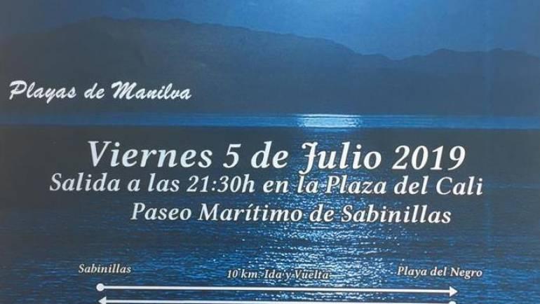 VII Sendero Nocturno Playas de Manilva