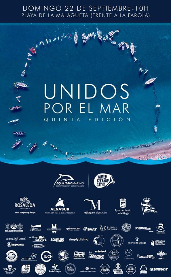 «Unidos por el Mar», un evento único en España en el que colabora Marinas del Mediterráneo