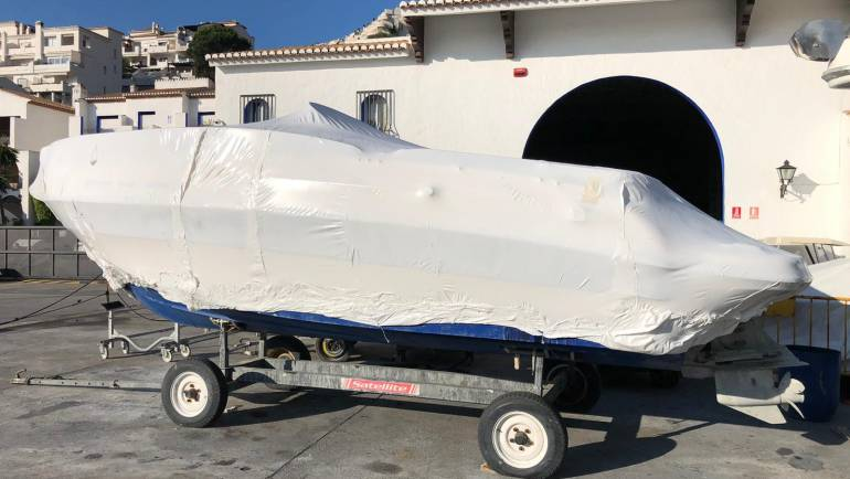 Wintering, an essential process for the health of your boat