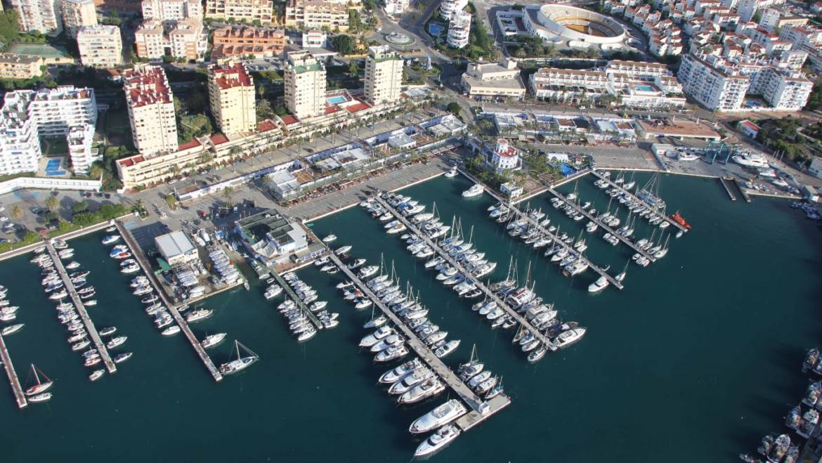 Estepona Marina close to the full with a 93% occupation this summer