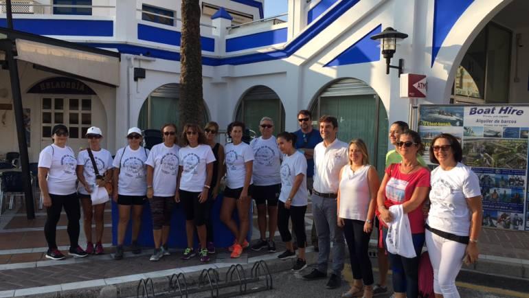 La Semana Europea de la Movilidad en el puerto deportivo de Estepona
