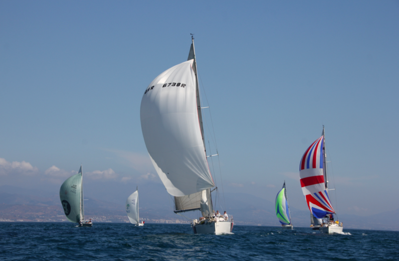 El Puerto Deportivo de Estepona acoge la IX Regata Interclubs del Estrecho