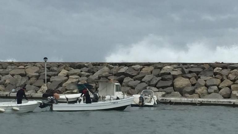 Le travail silencieux des travailleurs de la marine méditerranéenne