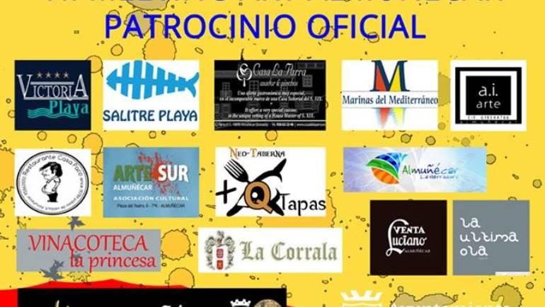 Marinas del Mediterráneo colabora con el VII Encuentro Internacional de Artistas Plásticos en Almuñécar