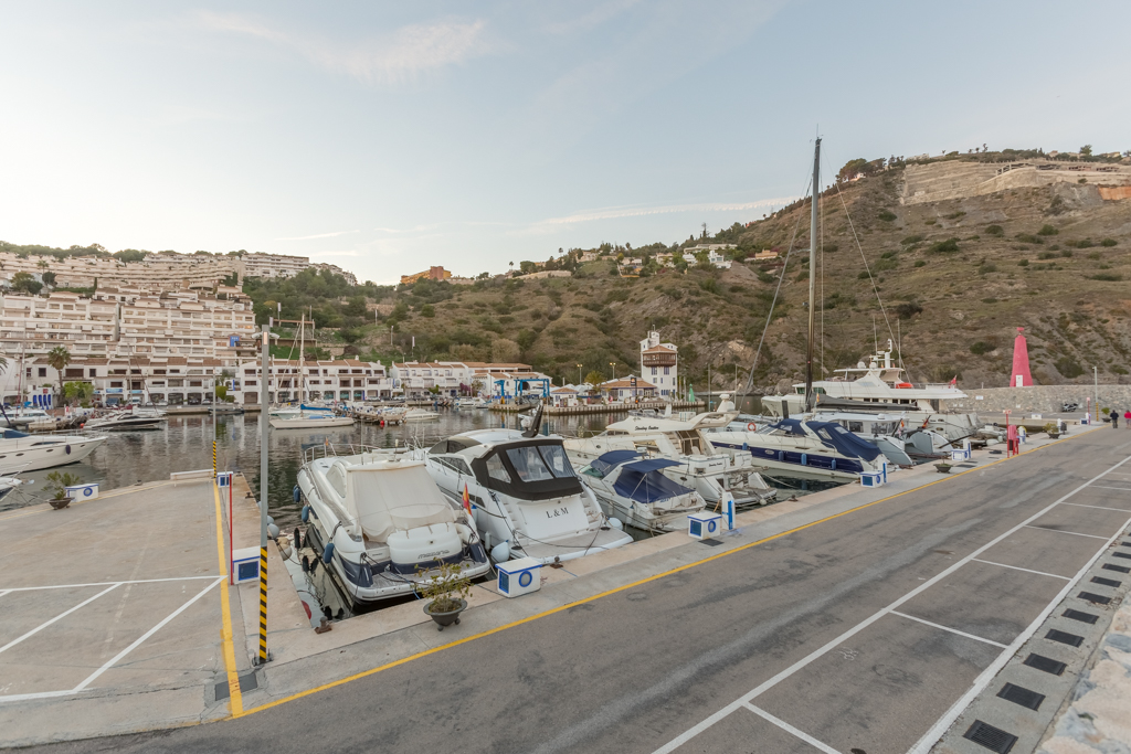 Marinas of the Mediterranean provides for the renewal of the whole system of security in the Marina Marina del Este cameras