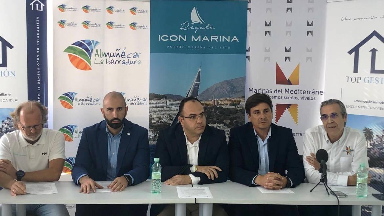 Marina del Este hosts a new edition of the Icon Marina Regatta