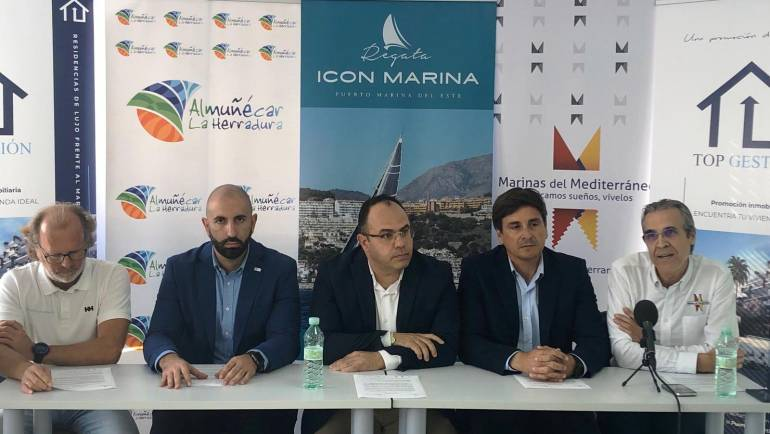 Marina del Este acoge una nueva edición de la Regata Icon Marina