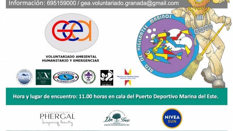 VII Limpieza Internacional de Fondos Marinos en Marina del Este