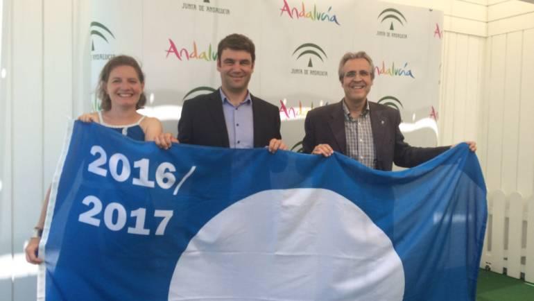 Los tres puertos deportivos gestionados por el Grupo Marinas del Mediterráneo obtienen la Bandera Azul