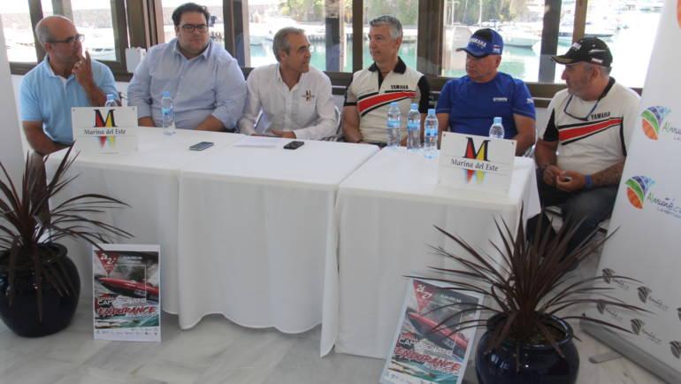El puerto deportivo Marina del Este acoge este fin de semana la 2ª prueba del Campeonato de España y Andaluz de Endurance motonáutica clase B