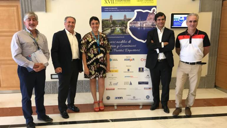 Marinas del Mediterráneo sets out its criteria in the management of marinas at the XVII Symposium held in the Canary Islands