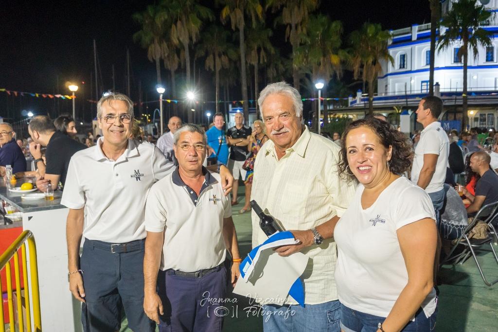 Marinas del Mediterráneo agasaja a clientes y proveedores con la tradicional 'Sardinada'