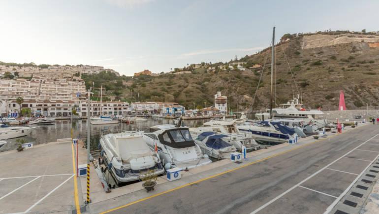 Marinas del Mediterráneo prevé la renovación de todo el sistema de cámaras de seguridad en el puerto deportivo Marina del Este