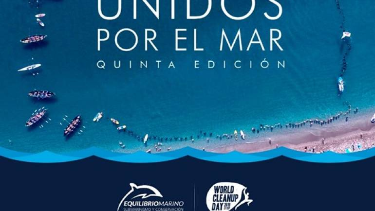 """United by the Sea"", a unique event in Spain in which Marinas del Mediterráneo collaborates"