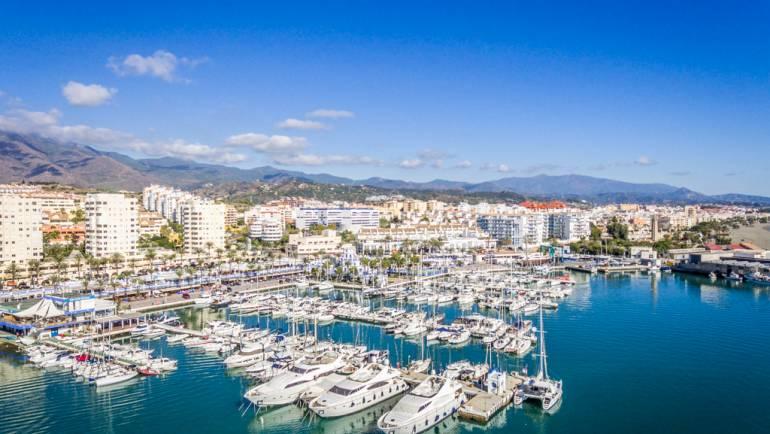 El Puerto Deportivo de Estepona se consolida como destino permanente durante todo el año