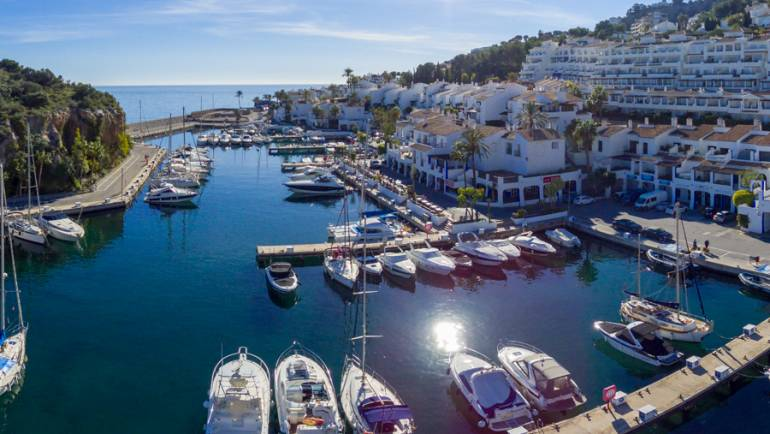 The Marina del Este points to a 93% occupation in the summer season