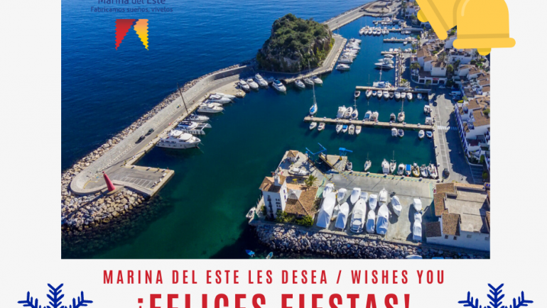 East Marina wishes you a Merry Christmas and a year 2020 full of prosperity