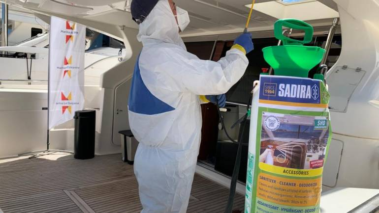 Tips for hygiene your boat
