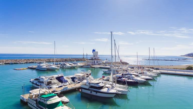 Mittelmeer-Marinas Marinas bereiten sich auf Deeskalation vor