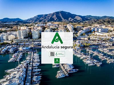 La Marina d'Estepona obtient le distinctif 'Andalucía Segura'