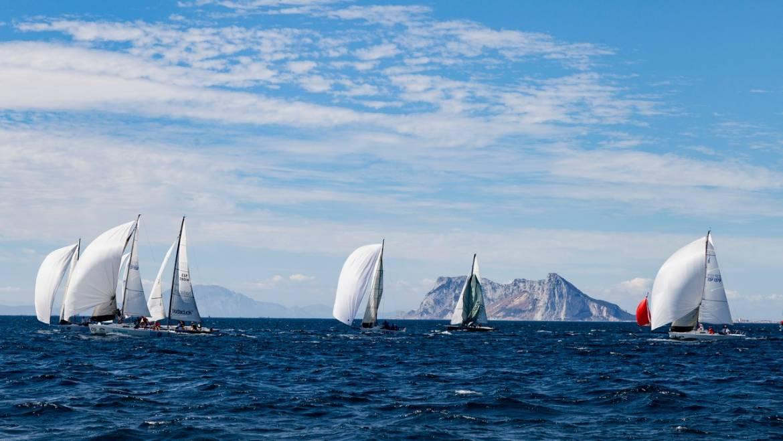 El J/80 'Marinas del Mediterráneo Trocadero' se ha impuesto este fin de semana en la XXI Copa de Sotogrande