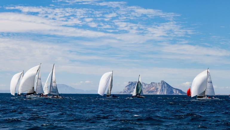 The J/80 'Marinas del Mediterráneo Trocadero' has been imposed this weekend in the XXI Sotogrande Cup