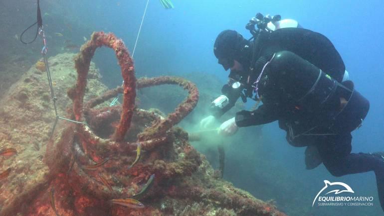 Marinas del Mediterráneo colabora con SOS CORALES, un proyecto de recuperación marina pionero en España