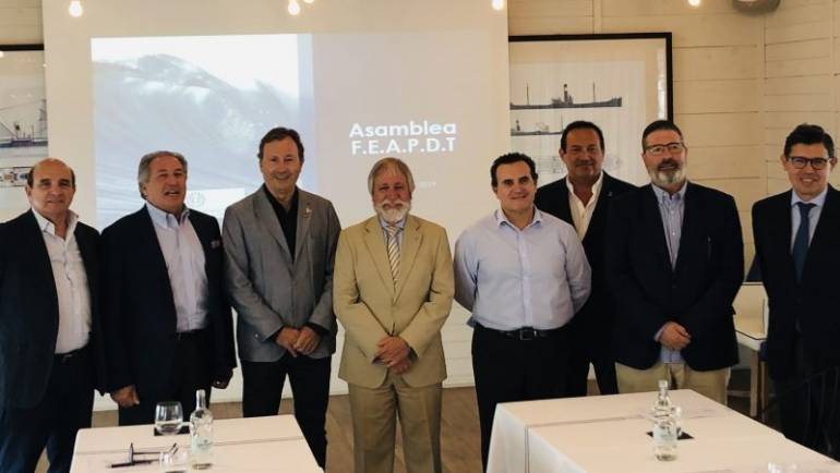 The chairman of the Mediterranean Marine Group, appointed advisor to the Spanish Federation of Sports Ports