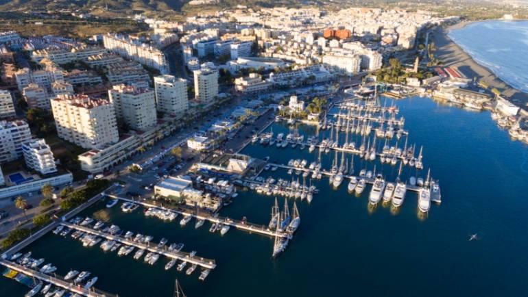 Les réservations à long terme augmentent dans les marinas de La Duquesa et Estepona pendant l'été
