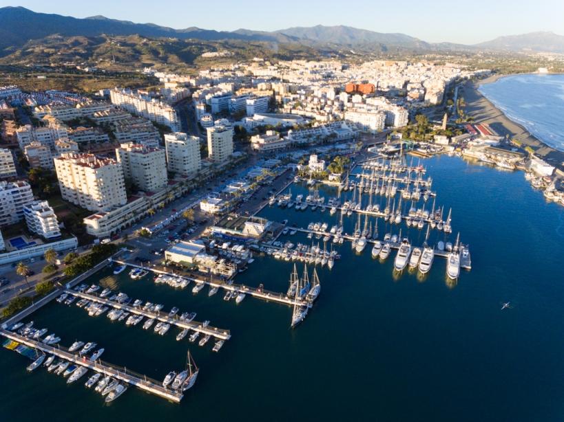 Aumentan las reservas de larga estancia en los puertos deportivos de La Duquesa y Estepona durante el verano