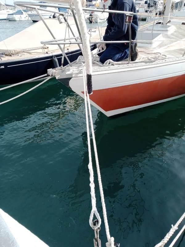 Los usuarios del puerto deportivo de Estepona valoran con un sobresaliente el servicio y las instalaciones