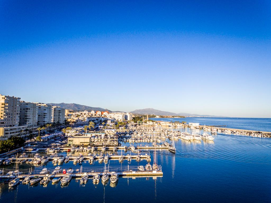El Puerto Deportivo de Estepona colabora con la XI Interclubs del Estrecho