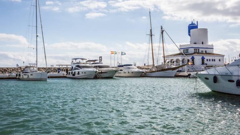 Les plaisanciers anglais, belges et français, les principaux intéressés à visiter le port de la duchesse
