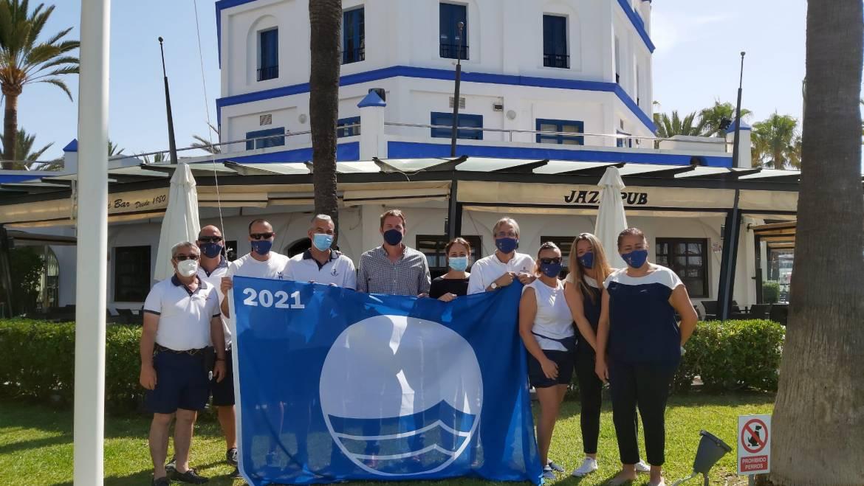 24 años consecutivos ondeando calidad, servicio y sostenibilidad en el Puerto Deportivo de Estepona