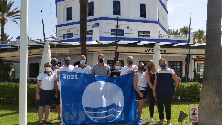24 consecutive years waving quality, service and sustainability in the Marina of Estepona