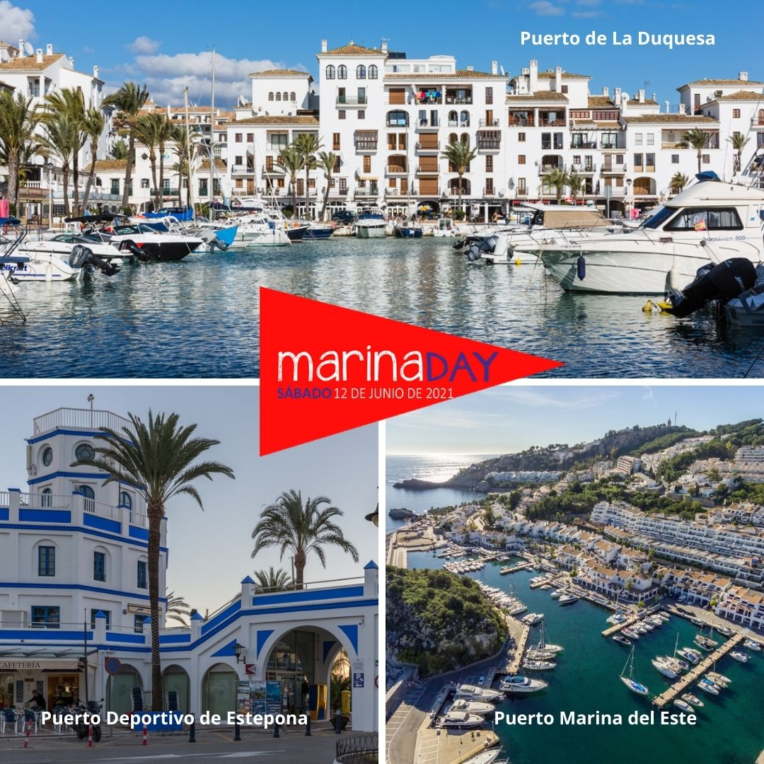 Marinas del Mediterráneo celebra el Marina Day el 12 de junio con diversas actividades en sus puertos deportivos